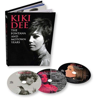 FONTANA & MOTOWN BOX SET CD