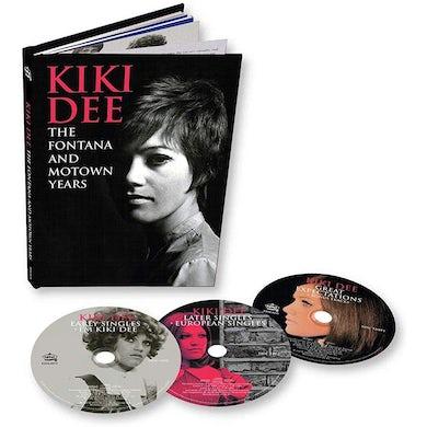 Kiki Dee FONTANA & MOTOWN BOX SET CD