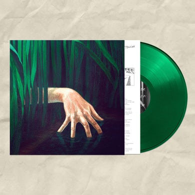 Brothertiger OUT OF TOUCH (JADE GREEN VINYL) Vinyl Record