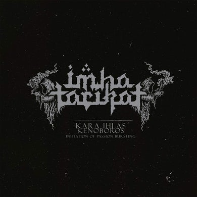 Imha Tarikat KARA IHLAS / KENOBOROS (YELLOW TRANSPARENT VINYL) Vinyl Record