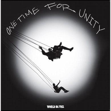 ONE TIME FOR UNITY (BLACK & WHITE SWIRL) Vinyl Record