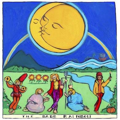 Babe Rainbow DOUBLE RAINBOW (BLUE VINYL) Vinyl Record