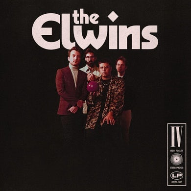 Elwins IV Vinyl Record