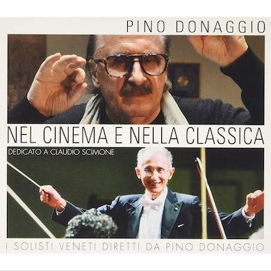 Pino Donaggio NEL CINEMA E NELLA CLASSICAY / Original Soundtrack CD