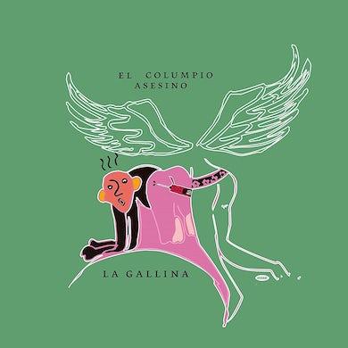 El Columpio Asesino LA GALLINA CD