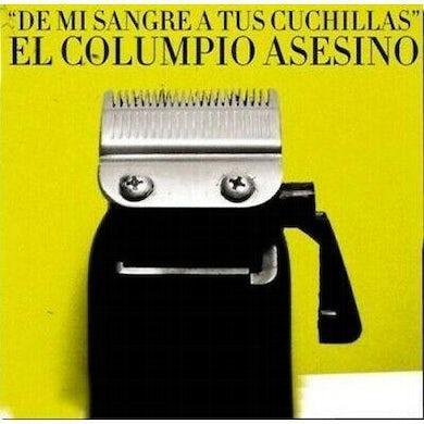 El Columpio Asesino DE MI SANGRE A TUS CUCHILLAS CD