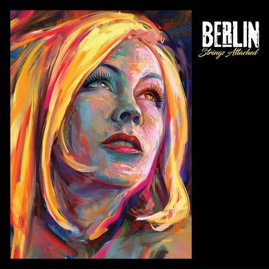 Berlin STRINGS ATTACHED CD