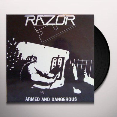 ARMED & DANGEROUS Vinyl Record