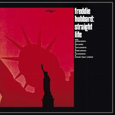 Freddie Hubbard STRAIGHT LIFE CD