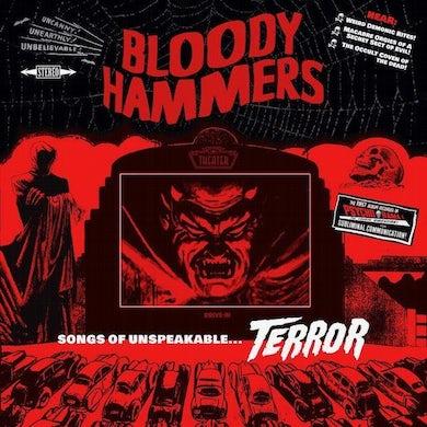Bloody Hammers SONGS OF UNSPEAKABLE TERROR CD