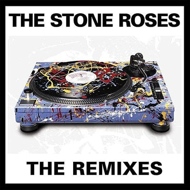 The Stone Roses REMIXES Vinyl Record