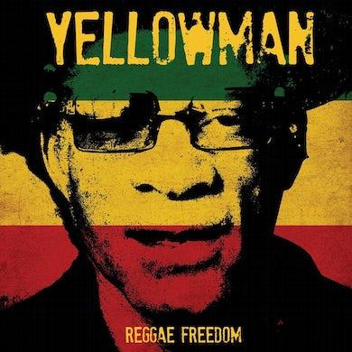 REGGAE FREEDOM (YELLOW MARBLE VINYL) Vinyl Record