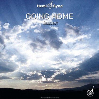 Hemi-Sync GOING HOME: SUBJECT (JAPANESE) CD