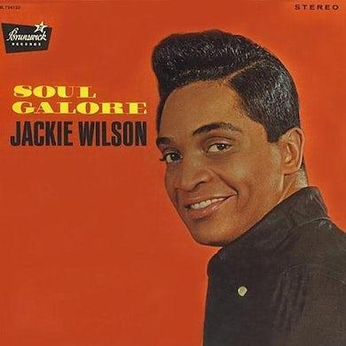 Jackie Wilson SOUL GALORE Vinyl Record