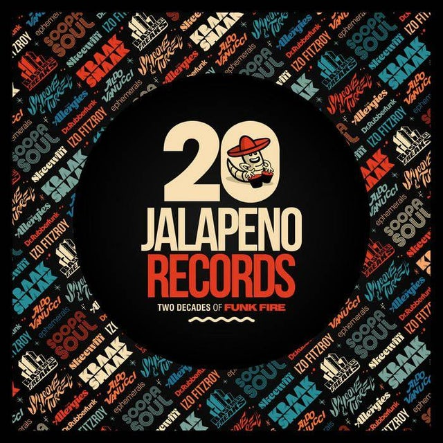 Jalapeno Records Two Decades Of Funk Fire / Var