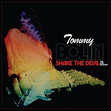 Tommy Bolin SHAKE THE DEVIL - THE LOST SESSIONS Vinyl Record