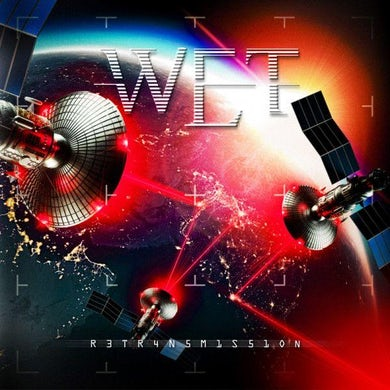 W.E.T. RETRANSMISSION Vinyl Record