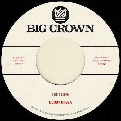I GOT LOVE / LOVING BODY Vinyl Record