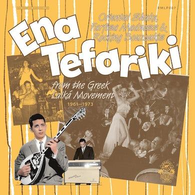 ENA TEFARIKI / VARIOUS Vinyl Record