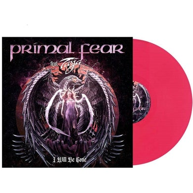 Primal Fear I WILL BE GONE (PINK VINYL) Vinyl Record