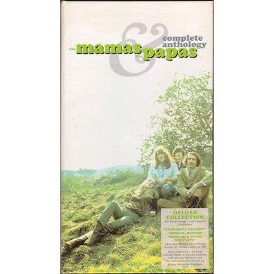 Mamas & Papas ANTHOLOGY CD
