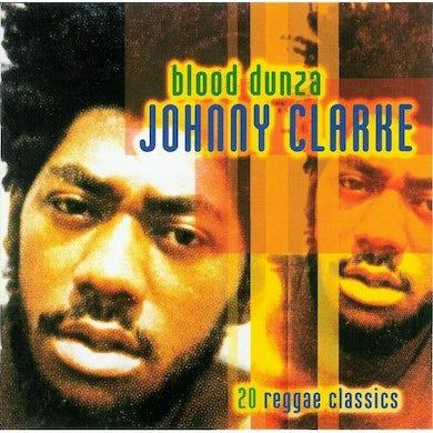 Johnny Clarke BLOOD DUNZA CD