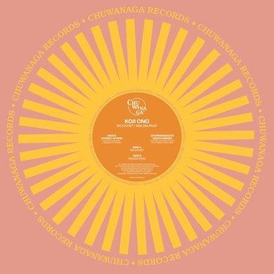 RICOCHET / MALOJA PASS Vinyl Record
