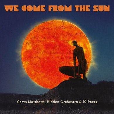 Cerys Matthews POETRY ALBUM CD