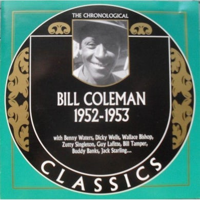Bill Coleman 1952-1953 CD