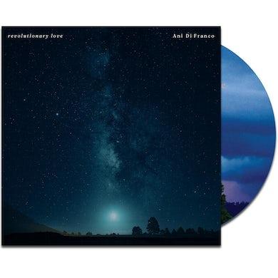 Ani Difranco REVOLUTIONARY LOVE CD