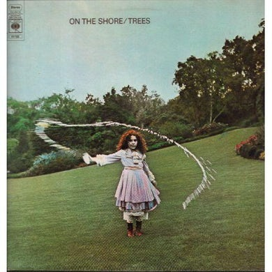Trees ON THE SHORE (RED VINYL) Vinyl Record