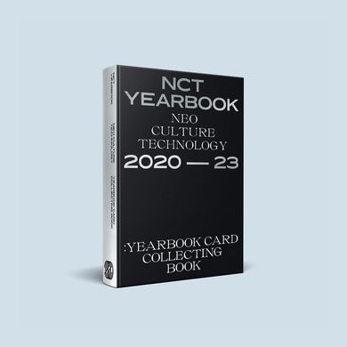 NCT YEARBOOK: CARD COLLECTING BOOK CD