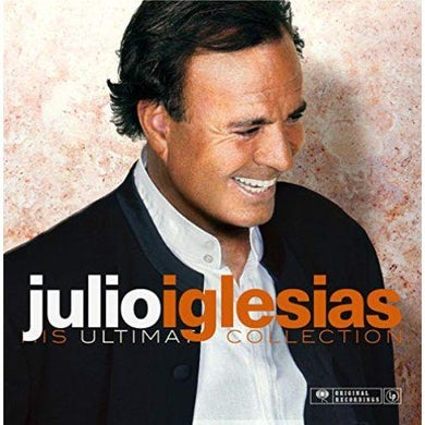 Julio Iglesias HIS ULTIMATE COLLECTION Vinyl Record