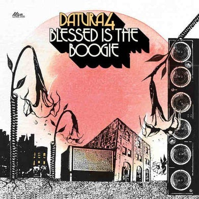 BLESSED IS THE BOOGIE Vinyl Record