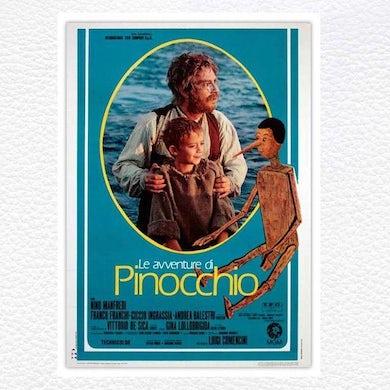 Fiorenzo Carpi PINOCCHIO / Original Soundtrack Vinyl Record
