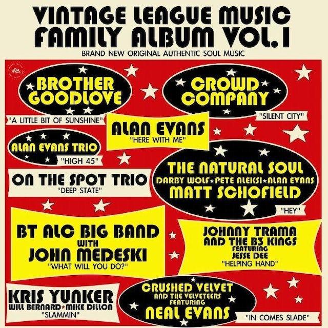 Vintage League Music