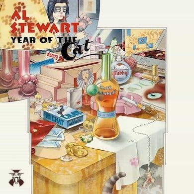 Al Stewart YEAR OF THE CAT: 45TH ANNIVERSARY CD