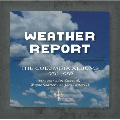 Weather Report COLUMBIA ALBUMS 1976-1982 CD
