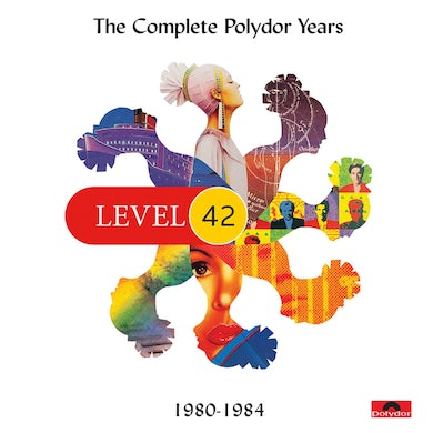 Level 42 COMPLETE POLYDOR YEARS VOLUME ONE 1980-1984 CD