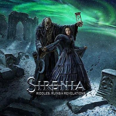Sirenia RIDDLES RUINS & REVELATIONS CD