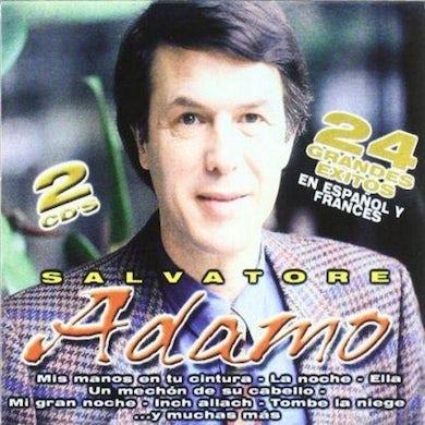 Adamo 24 GRANDES EXITOS CD
