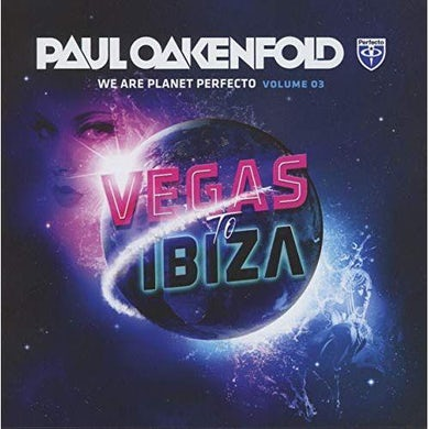 Paul Oakenfold WE ARE PLANET PERFECTO VOL 3 CD