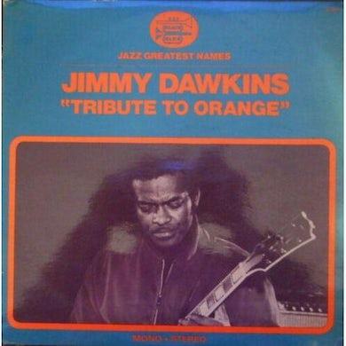 Jimmy Dawkins TRIBUTE TO ORANGE CD