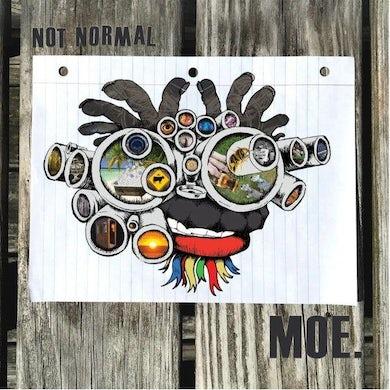 moe. NOT NORMAL Vinyl Record