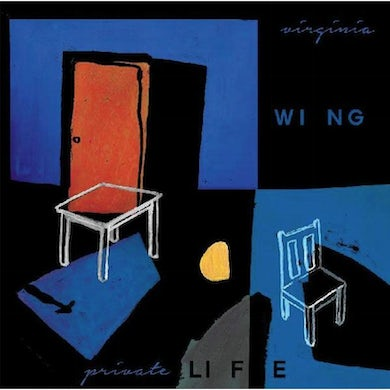 Virginia Wing PRIVATE LIFE CD