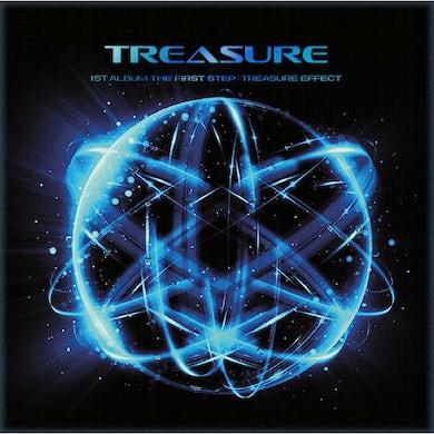 FIRST STEP: TREASURE EFFECT (RANDOM COVER) CD