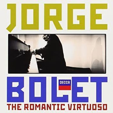 Jorge Bolet ROMANTIC VIRTUOSO CD