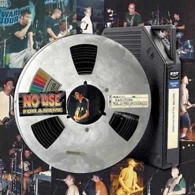 No Use For A Name RARITIES VOL. 2: THE ORIGINALS CD
