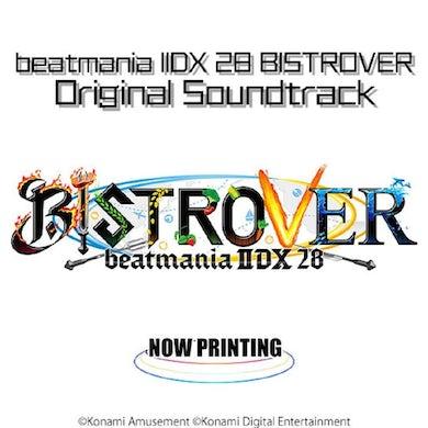 BEATMANIA 2DX 28 BISTROVER / Original Soundtrack CD