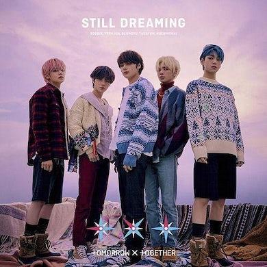 TOMORROW X TOGETHER STILL DREAMING (LIMITED-B/CD/DVD/PHOTOBOOK) CD